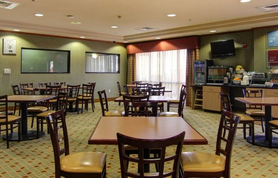 Restaurant Comfort Suites El Paso West