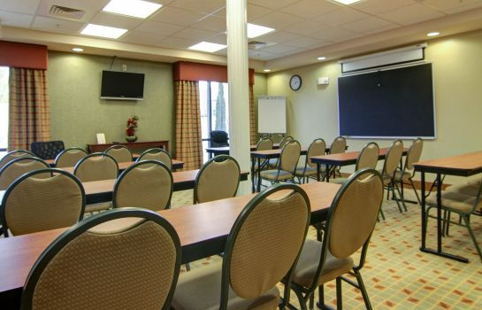 Conference room Comfort Suites El Paso West