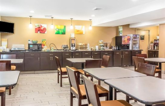 Restaurant Econo Lodge Philadelphia Airport