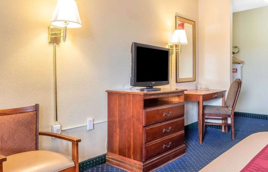 Chambre double (confort) Econo Lodge Philadelphia Airport