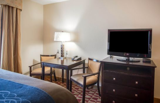 Zimmer Comfort Inn and Suites Gordon HWY