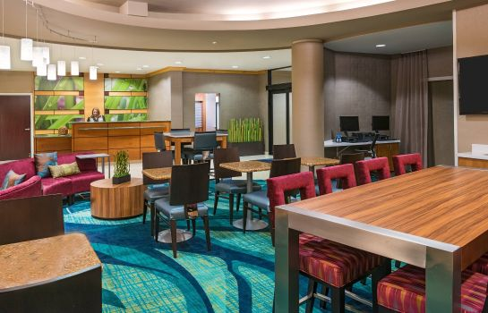 Hotelhalle SpringHill Suites Fort Myers Airport