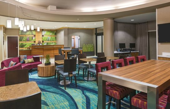 Hall SpringHill Suites Fort Myers Airport