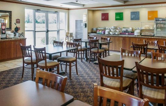 Restaurant Comfort Suites French Lick