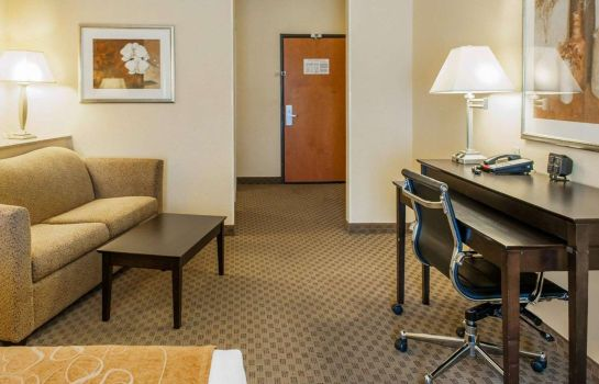 Suite Comfort Suites French Lick