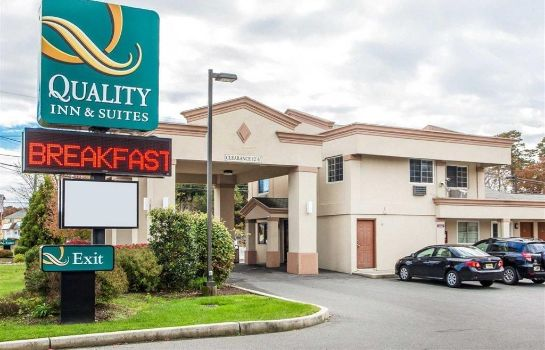 Widok zewnętrzny Quality Inn and Suites Atlantic City Mar