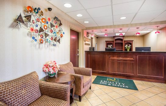 Hol hotelowy Quality Inn & Suites Atlantic City Marina District