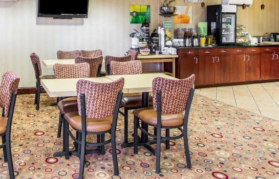 Restauracja Quality Inn and Suites Atlantic City Mar