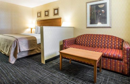 Suite Quality Inn & Suites Atlantic City Marina District