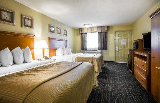Pokój Quality Inn and Suites Atlantic City Mar