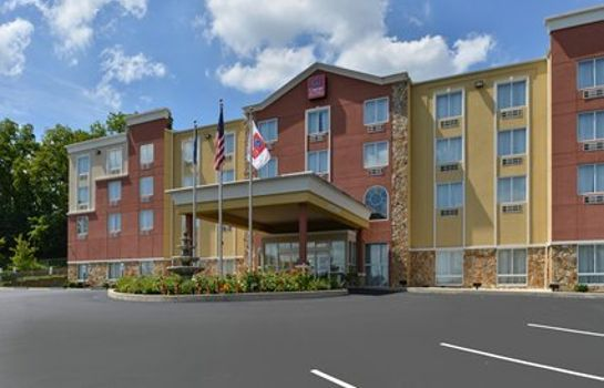 Vue extérieure Comfort Suites Near Gettysburg Battlefield Visitor Center