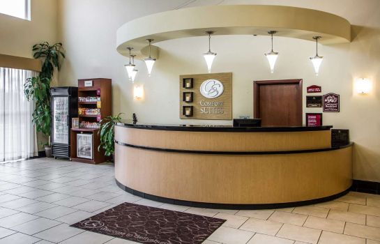 Hol hotelowy Comfort Suites Near Gettysburg Battlefield Visitor Center