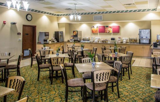 Restauracja Comfort Suites Near Gettysburg Battlefield Visitor Center