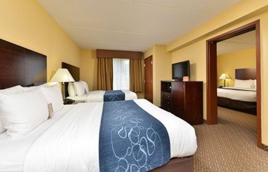 Suite Comfort Suites Near Gettysburg Battlefield Visitor Center