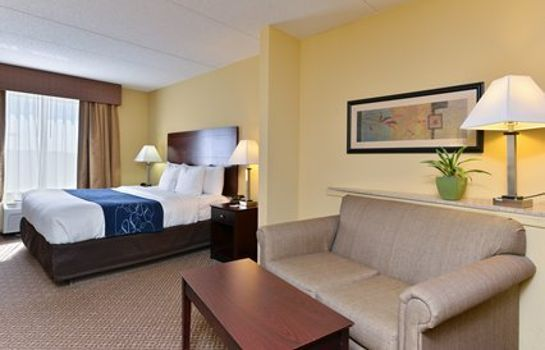 Chambre Comfort Suites Near Gettysburg Battlefield Visitor Center