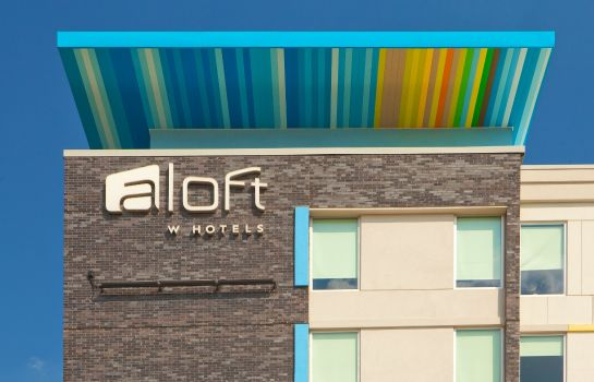 Exterior view Aloft Richmond West Short Pump