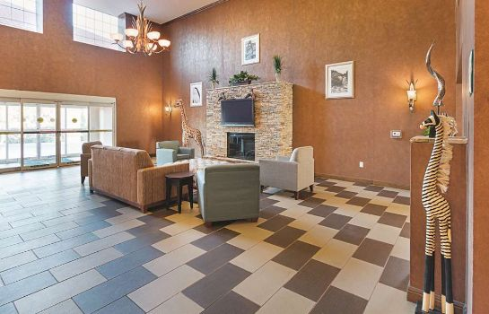 Hotelhalle La Quinta Inn and Suites Glen Rose