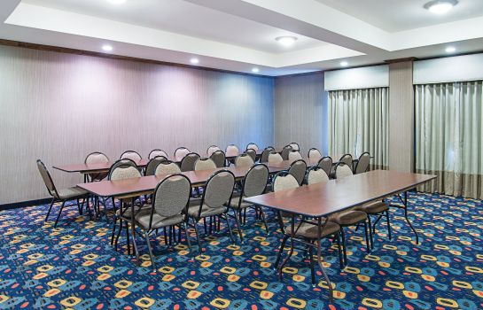 Sala de reuniones La Quinta Inn and Suites Glen Rose