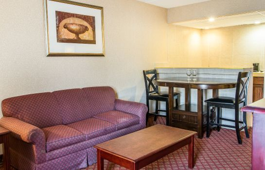 Room Clarion Inn & Suites Airport