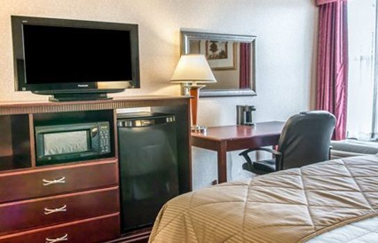 Zimmer Clarion Inn & Suites Airport