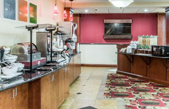 Restaurant Comfort Suites Four Seasons