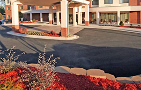 Exterior view Courtyard Greensboro Airport