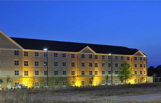Außenansicht Homewood Suites by Hilton Greenville