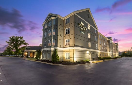 Außenansicht Homewood Suites by Hilton Greenville SC