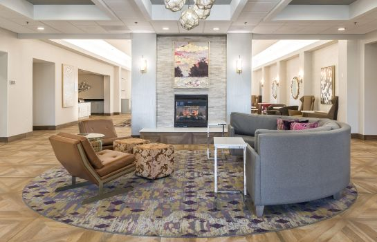 Lobby Homewood Suites by Hilton Greenville