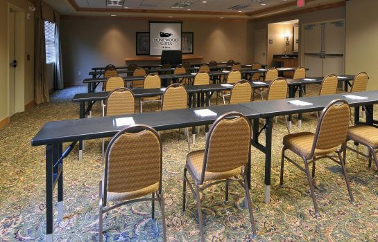 Conference room Homewood Suites by Hilton Greenville