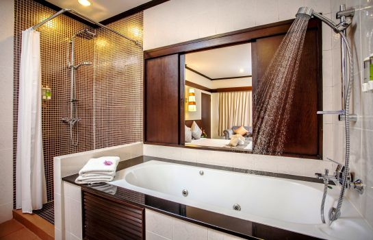 Badezimmer Horizon Patong Beach Resort and Spa
