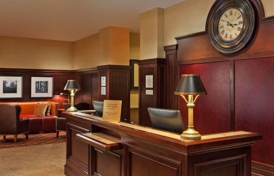 Hotelhalle Sheraton Herndon Dulles Airport Hotel