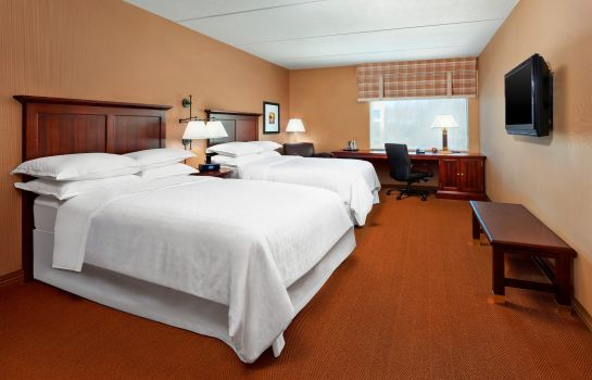 Zimmer Sheraton Herndon Dulles Airport Hotel