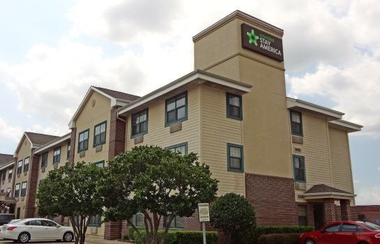 Exterior view Extended Stay America Westchas
