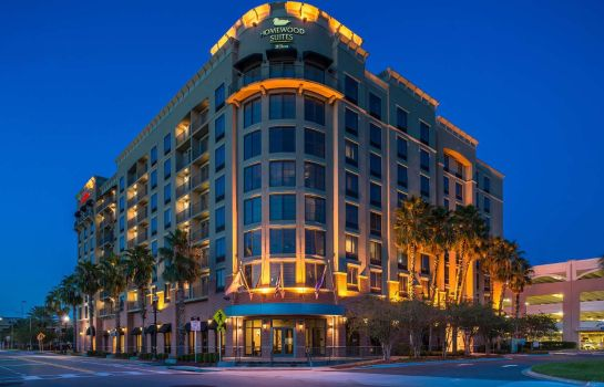 Buitenaanzicht Homewood Suites by Hilton Jacksonville Downtown-Southbank