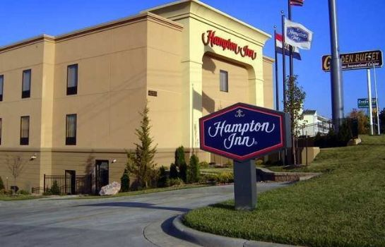 Exterior view Hampton Inn Kansas City-Near Worlds of Fun