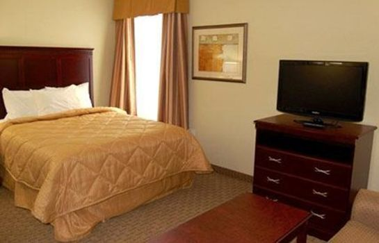 Chambre MainStay Suites Houma