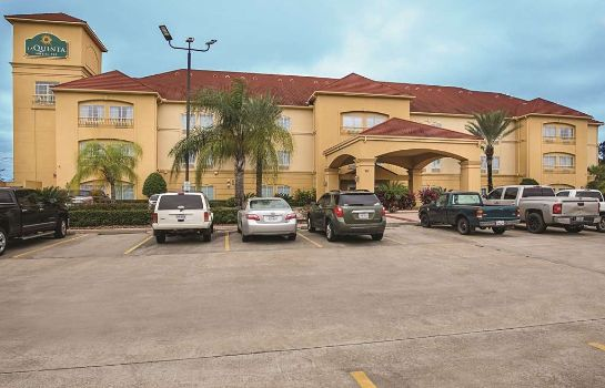Widok zewnętrzny La Quinta Inn and Suites Houston East at Normandy