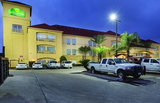 Vista exterior La Quinta Inn Ste Houston  E Normandy