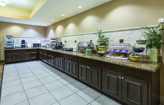 Hotelhalle La Quinta Inn Ste Houston  E Normandy