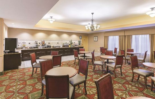 Restaurante La Quinta Inn Ste Houston  E Normandy