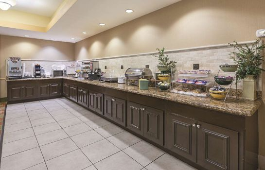 Restaurant La Quinta Inn Ste Houston  E Normandy