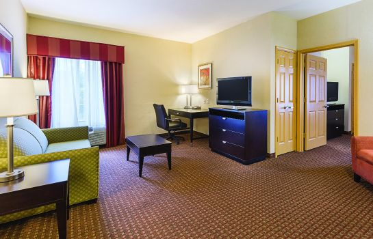 Suite La Quinta Inn and Suites Houston East at Normandy
