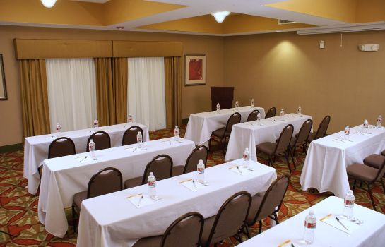 Sala de reuniones La Quinta Inn and Suites Houston East at Normandy