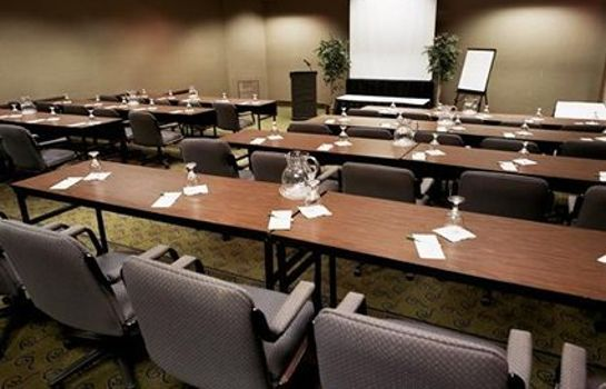 Conference room Clarion Inn Hudson - Akron North