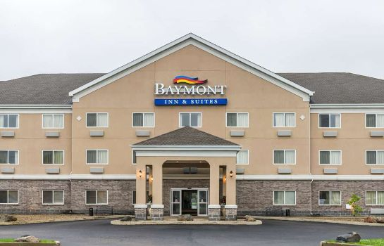 Exterior view Baymont Inn & Suites Indianapolis Northeast