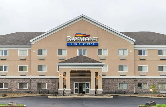 Exterior view Baymont by Wyndham Indianapolis Northeast Baymont by Wyndham Indianapolis Northeast