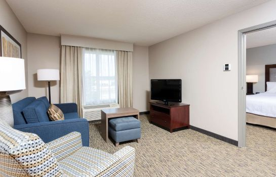 Zimmer Homewood Suites by Hilton Indianapolis Northwest