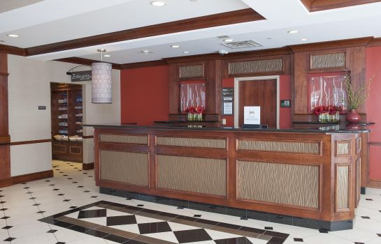 Hotelhalle Hilton Garden Inn Indianapolis South-Greenwood