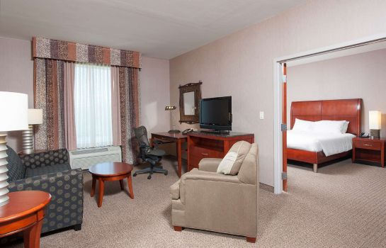 Zimmer Hilton Garden Inn Indianapolis South-Greenwood